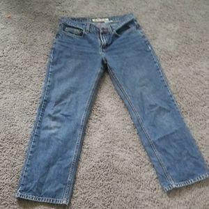 Vintage Zena low rise jeans